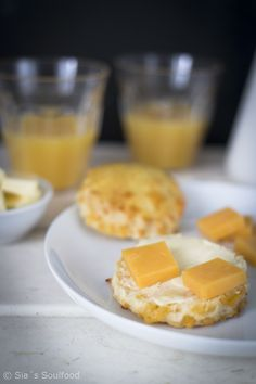 Käse Scones I Cheese Scones