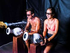 VR Splash Cabin - Polin and Lagotronics Projects will unveil a new virtual reality version of their water-powered interactive game at Euro Attractions Show.