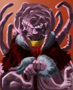 Magic War Lords--The Mollusk