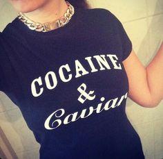 #CrooksandCastles #Cocaine & Caviar tees in stock now www.houseoftreli.com