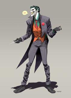 Dana Mora: The Joker