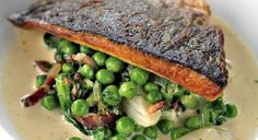 Pan Roasted Sea Bream