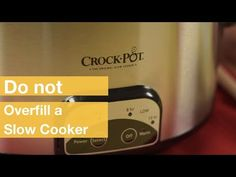 Slow cooking just got smarter with the Crock-Pot® Smart-Pot® Slow Cooker. Create delicious, wholesome meals with just the touch of a button and simplify your. Rice Cooker, Slow Cooker, Ph, Crockpot, Food And Drink, Meals, Make It Yourself, Meal, Crock Pot