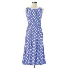 Multi Panel Dot Dress - Women's Clothing, Unique Boutique Styles & Classic Wardrobe Essentials