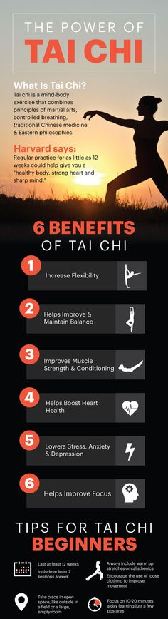 Tai Chi Moves For Beginners