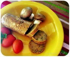 Salchichas veganas / Platos principales / HazteVeg.com
