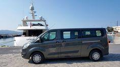 Ford transit Tourneo Custom minivan 9 θέσεων !!