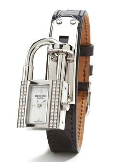 Hermes Kelly watch another perfect gift for her this Valentine's Day.  The House of Q