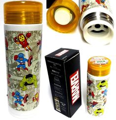 Marvel AVENGERS Kid's THERMOS (Hot/Cold) New in Box  | eBay