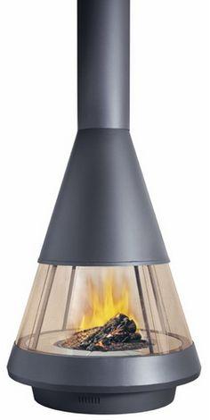Metal Fire Pit, Stove, Ceiling Lights, Lighting, Home Decor, Indoor Lights, Stoves, Steel, Crystals