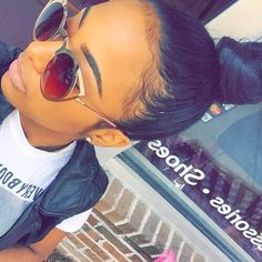 Fav Hairstyle! |BunLife| Pint: @PaigeC
