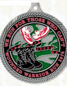 Virtual Run 2014 helps the Wounded Warrior program