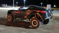 Rally Fighter by Local Motors - A really rally machine, made in America