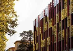 OBR Children's Hospital as Rainbow Architecture - isplora trasform the way we learn