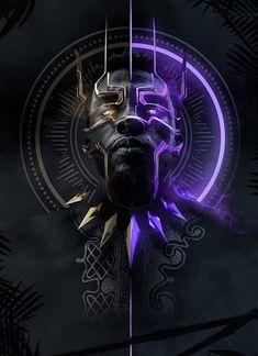 Marvel Comics, Marvel Art, Marvel Heroes, Marvel Avengers, Marvel Canvas, Black Panther Marvel, Black Panther King, Jack Kirby, Black Panther Chadwick Boseman