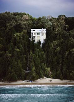 Project: Douglas House - Richard Meier & Partners Architects LLP