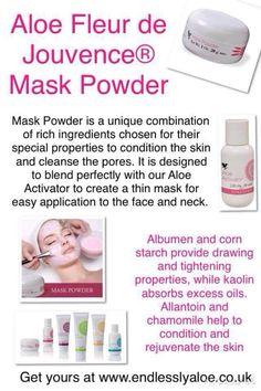 The best face mask if have ever tried! Best Face Mask, Forever Living Products, Wedding Make Up, Your Skin, Conditioner, Language, Good Things, Feelings, Smooth Lines