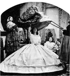 Crinoline joke photograph sequence 04 - Crinoline - Wikipedia, the free encyclopedia
