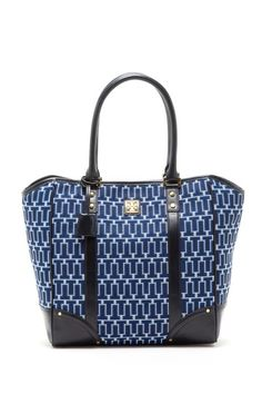 Tory Burch Needlepoint Tote by Get a Grip Handbags on @HauteLook