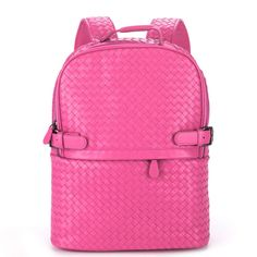 All that PINK <3  We love our new Madison backpack - especially in pink.  Get yours at getnameless.com now! Wear style, not brands.