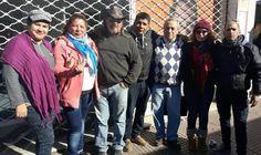 Tigre acompañó a Cristina en el lanzamiento del Frente de Unidad Ciudadana