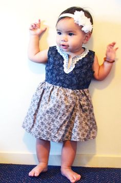 Items similar to Black and grey little girls dress with lace. Formal dress to fit girls 1 and 2 and 3 and on Etsy Little Girl Dresses, Little Girls, Flower Girl Dresses, Infant Dresses, Formal Dresses, Wedding Dresses, Baby Dress, Black And Grey, Future