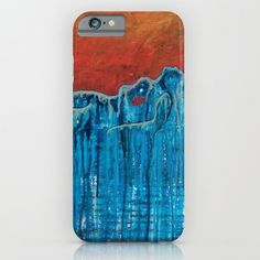 Thawing iPhone Cases by MarnieJBlum on Etsy