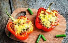 Рецепт перцев фаршированных в духовке с сыром, секреты выбора