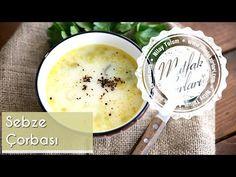 Sebze Çorbası (Terbiyeli) | Mutfak Sırları