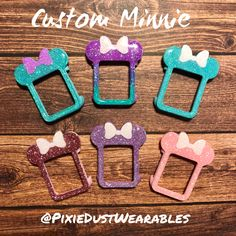 CUSTOM mouse with bow printed Apple Watch cover case faceplate Any color combo rose gold millenial pink by PixieDustWearables on Etsy Disney Apple Watch Band, Apple Watch Bands, Iphone Reviews, Apple Watch Fashion, Apple Watch Accessories, Gadgets And Gizmos, Apple Products, Disney Style, Just In Case