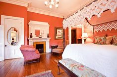 Places to stay in Charleston, SC | The Middleton Suite at The Governor's House Inn