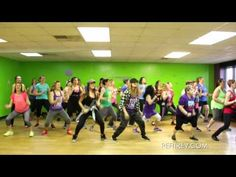 """""""Danger Zone"""" """"Old Time Rock and Roll"""" Mashup, Dance Fitness Choreography video by REFIT® Revolution - YouTube"""