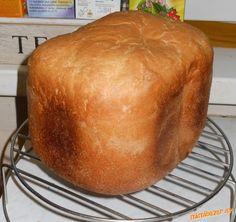 Jednoduchý chlebík z domácej pekárne | Mimibazar.sk Food To Make, Ale, Bread, Homemade, Home Made, Ale Beer, Brot, Baking, Breads