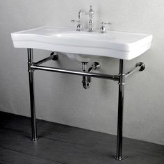 Gentil Add Simple Style And Elegance To Your Bathroom Decor With This Imperial Vintage  Bathroom Sink Vanity. This Gorgeous China Sink Is Stain Resistant And Easy  ...