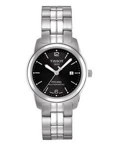 c0e9aaacab2 Tissot Women s Swiss Classic Dream Two Tone Stainless Steel Bracelet Watch  T0332102211100