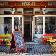 Peck 47 in Brussels, Belgium