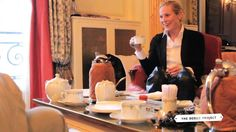 """Tea at The Paris Ritz by desireproject.com. We discuss getting our way in the French language and how we LOVE Woody Allen, but do not love his film, """"Midnight in Paris."""""""