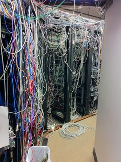Real-world server room nightmares - Page 3 - TechRepublic