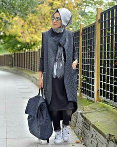 Hijab Fashion 2016/2017: Hulya Aslan