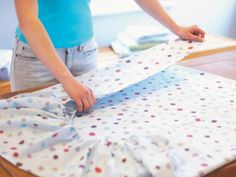 We've all struggled with this, but now it's time to finally learn how to fold fitted sheets the easy way and never have a problem with them again.
