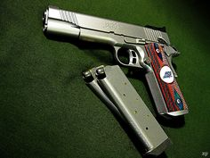 Kimber on Green by ZORIN DENU, via Flickr