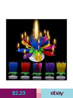 Birthday Candles Ebay Home Garden