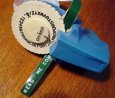 green machine labeler