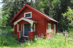"Finland - ""grandma's cottage"""