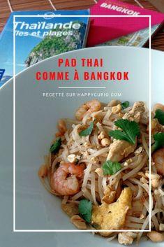 Bangkok, Gluten, Rice, Comme, Nutrition, Asian, Chicken, Envole, Food