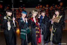 Tomorrow X Together Halloween Photos, Halloween 2019, Happy Halloween, Halloween Party, Fandom, Kpop, La Saga Harry Potter, Nct Dream Members, Photo Sketch