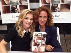 Interview with If I Stay author Gayle Forman and star Chloe Grace Moretz. You can meet Forman on Oct. 18 at the 2014 Texas Teen Book Festival in Austin. www.texasteenbook....   YA   YA books   YA authors     #ttbf14