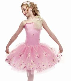 Springtime Romantic Ballet Tutu Nutcracker Sugar Plum Christmas Dance Costume  #CurtainCall