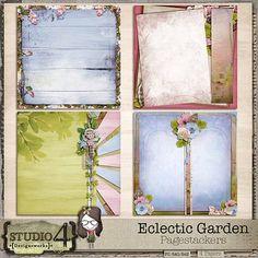 Eclectic Garden - Pagestackers