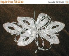 FALL SALE Wedding Headpiece Bridal Hair comb